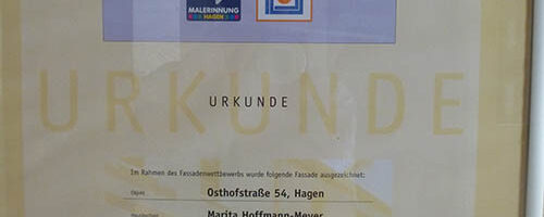 2008.1. Preis. Osthofstr. 54